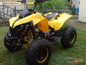 Yamaha replica atv 125