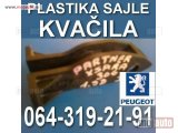 Plastika Sajle Kvačila Peugeot Pežo Citroen