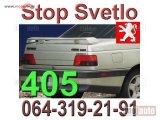 405 Stop Svetlo Peugeot Pežo