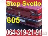 605 Stop Svetlo Peugeot Pežo