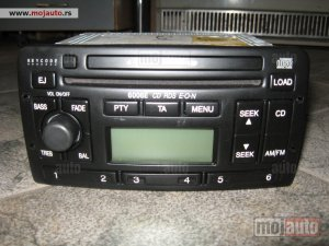 polovni delovi  CD Player Ford Fiesta, Escort, Focus, Mondeo, Connect