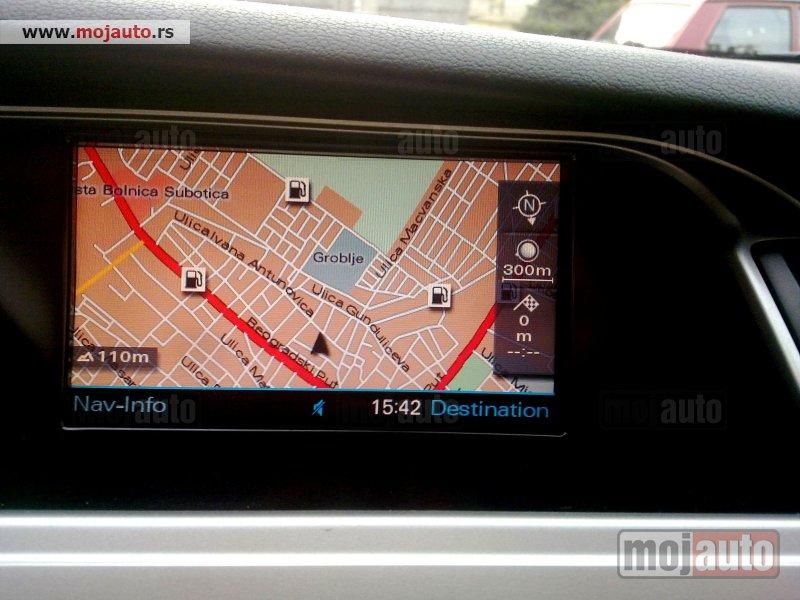 mapa za navigaciju srbije Polovni AUDI MMI Detaljne Mape Srbije i Evrope   MojAuto   1568355 mapa za navigaciju srbije