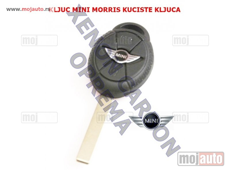 Novi Kljuc Mini Morris Kuciste Kljuca Tip 2 Mojauto 1752587