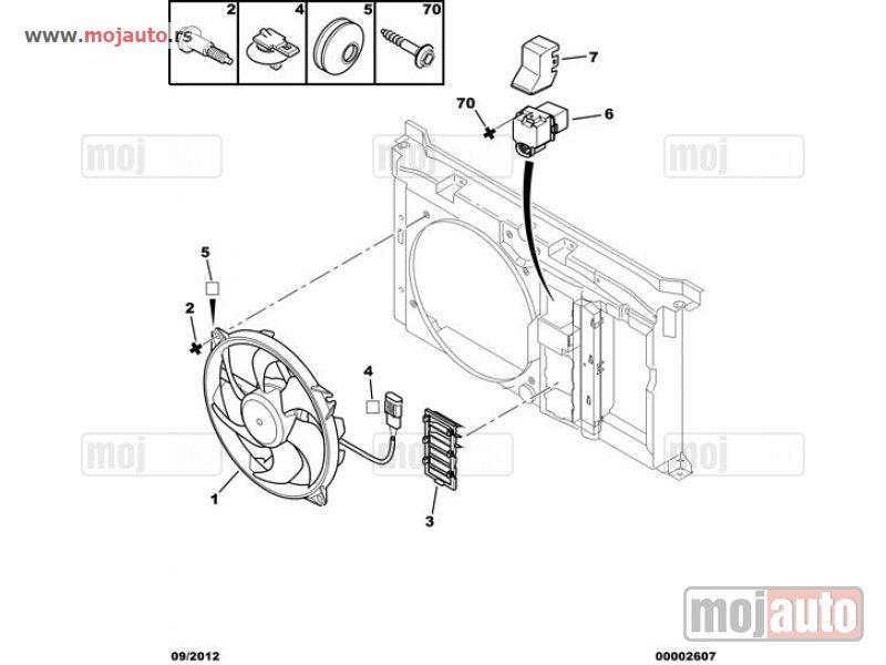 Citroen C Crosser Wiring Diagram