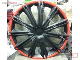 RATKAPNA 14 NERO/RED BLACK EDITION  VRHUNSKI KVALIT/ABS PLASTIKA./2500 RSD SET