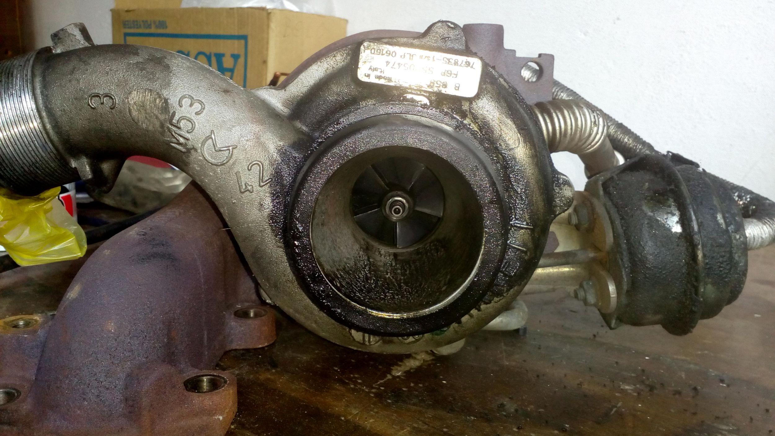 Bardzo dobra Polovni Turbina Opel Vectra c 1.9cdti - MojAuto - 2568215 JG68