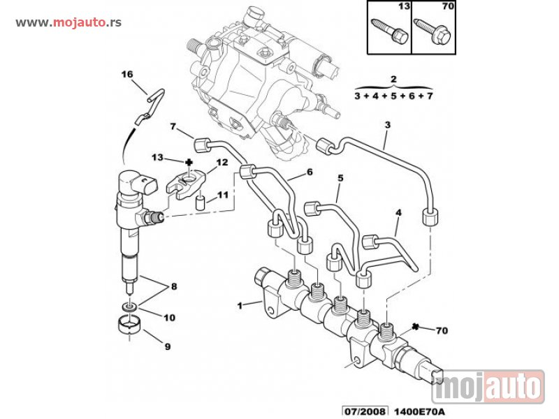 Peugeot 406 Audio Wiring Diagram