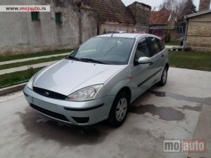 Ford Focus 1.6 Benz