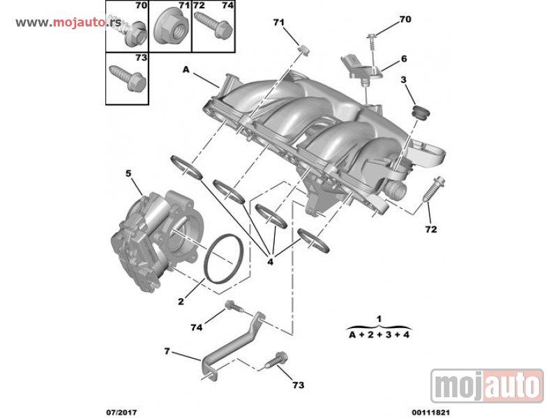 Citroen C2 Vtr Fuse Box Layout