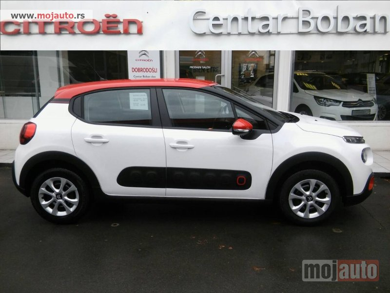 Glavna slika - Citroen C3 Feel Edition  - MojAuto