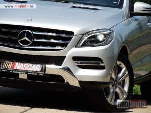 Mercedes ML 250 Bluetec Executive Navi