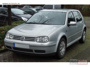 VOLKSWAGEN GOLF 4, 5, 6, 7