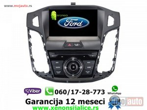 NOVI: delovi  Multimedija navigacija android ford focus