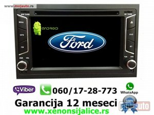 NOVI: delovi  Multimedija navigacija android ford focus multimedia