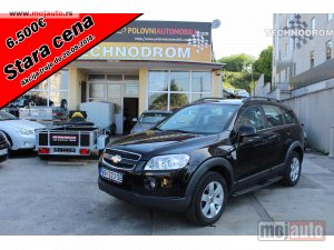 Chevrolet Captiva 2.0 SX
