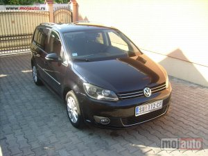 VW Touran 2.0 TDI HIGHLINE