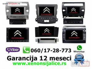 NOVI: delovi  Multimedija navigacija citroen program android multimedia gps dvd radio