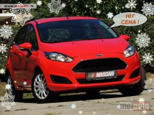 Ford Fiesta 1.2b Plus 2016 75190km