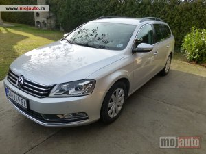 VW Passat b7 2.0 TDI DSG  LED