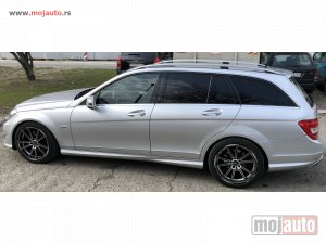 Mercedes C 250 CDI 4 MATIC