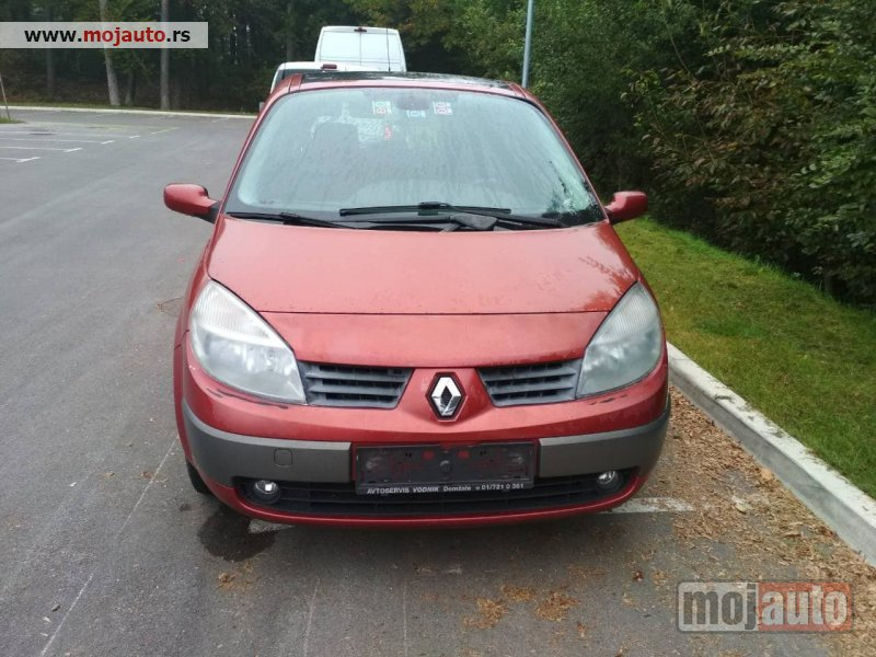 Polovni Renault Scenic Grand Scenic Dvojka 1 9 DCI 7