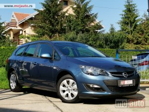 Opel Astra J 1.7Cdti BusinessLed