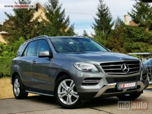 Mercedes ML 250 Bluetec Sport Navi 4Matic