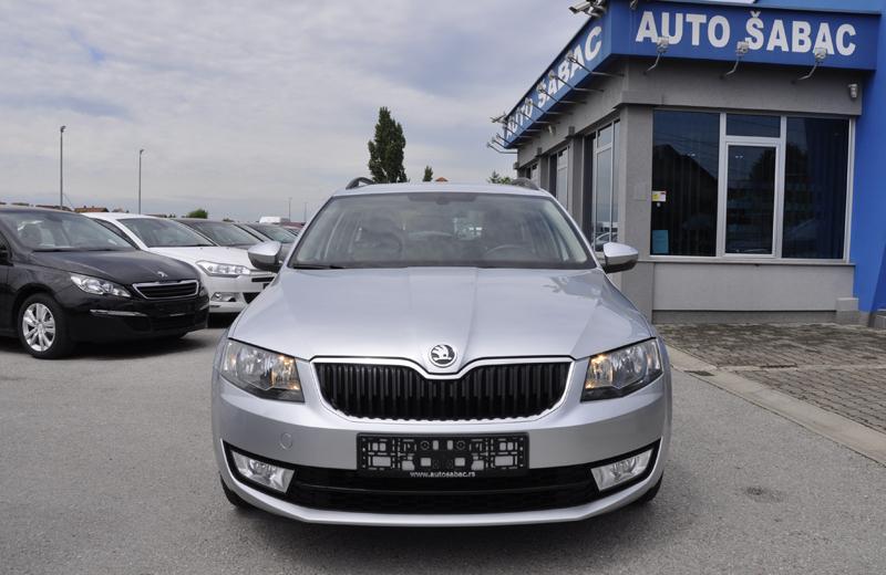Polovni Škoda Octavia 1 6 tdi Executive - MojAuto - 2912620