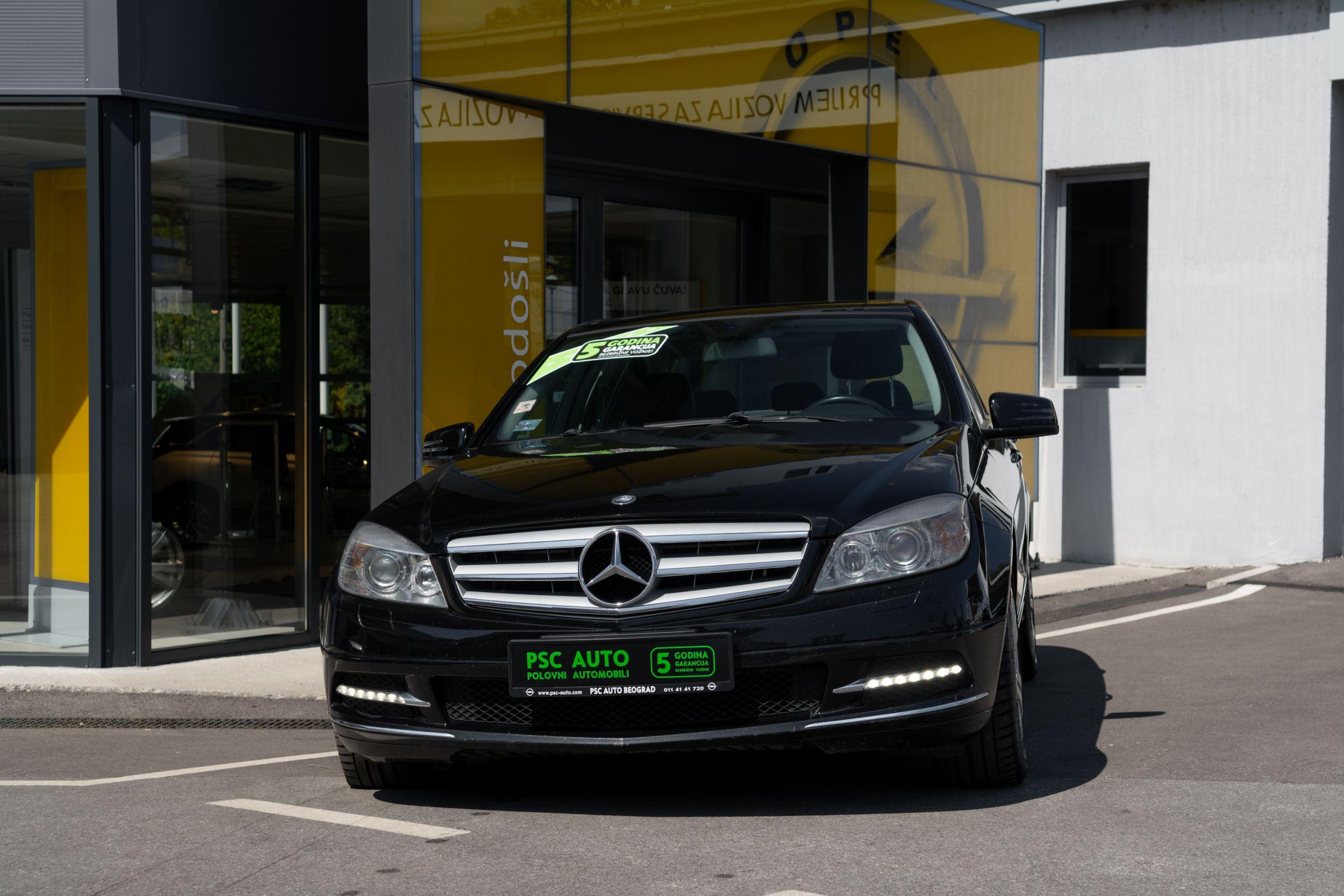 Polovni Mercedes C 220 Cdi Mojauto 2918836