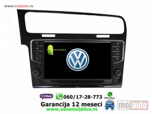 NOVI: delovi  Multimedija vw golf 7 navigacija vw golf 7 android