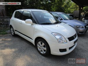 polovni Automobil Suzuki Swift 1.3 GL Top Piz Sulai 4WD