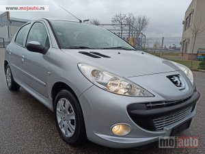 Peugeot 206 Plus Benz-Gas NOV