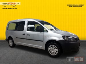VW Caddy MAXI 5 sedista N1