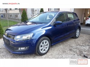 VW Polo 1,2TDI BLUEMOTION R6