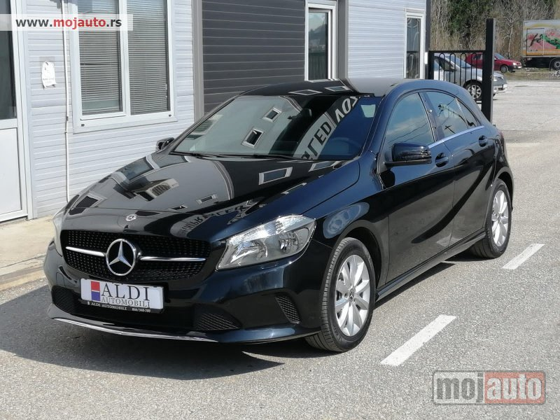 Glavna slika - Mercedes A 160 Business  - MojAuto